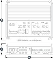xd500 3v2 car audio amplifiers xd jl audio