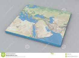 Israel World Map by World Map Israel Stock Illustration Image 42587708