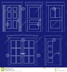 Blueprint Door Symbol by Blueprint Door U0026 Door Knob Extension Patent Art Blueprint