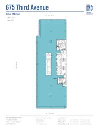 600 Sq Ft Office Floor Plan Durst 675 3rd Ave Entire14thfloor V1 Jpg