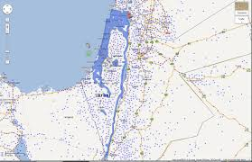 israel google google publishes more street view coverage for israel google