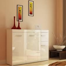 Wohnzimmer Kommode Luxus Highboard Weiß Hochglanz 167 Cm Sideboard Real
