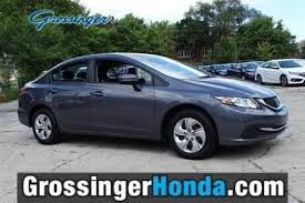 used honda civic chicago used 2015 honda civic for sale in chicago il edmunds