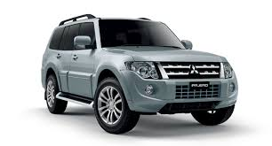 mitsubishi pajero update released petrol out five star safety in