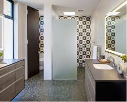 Houzz Modern Bathrooms Modern Bathroom Black And Beige Ideas Houzz At Find Best