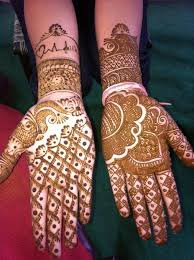 easy and quick henna mehndi tattoo design for beginners eid