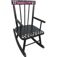 Kids Personalized Chairs Personalized Childrens Rocking Chairs Personalized Kids Rocking