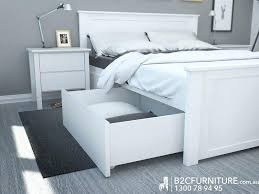 King Size Bed Frame With Storage Underneath King Size Platform Bed Frame With Storage Bosli Club