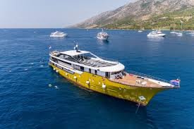 Arcadeck by Ms Arca Fiumana Cruise Croatia