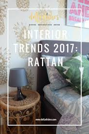 60 best decor interior trends 2017 rattan images on pinterest