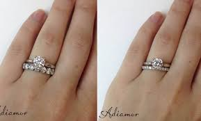 best wedding rings 15 inspirations of best wedding bands for halo engagement rings