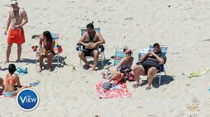 Chris Christie Resume Gov Chris Christie Burned By U0027beachgate U0027 Video Abc News