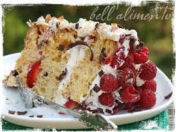 jamie oliver u0027s cheat u0027s sponge cake w summer berries u0026 cream bell