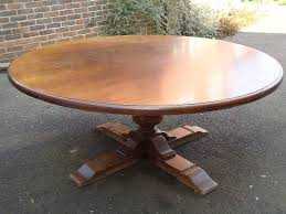 round table seats 6 diameter antique furniture warehouse huge 2 metre 6ft diameter antique oak