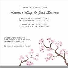 wedding invitation templates word evening wedding invitations templates wedding invitation template