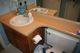 drastic before after bathroom remodel all diy bathroom ideas related projects