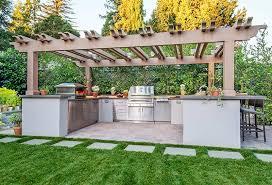 outdoor kitchen design case study kalamazoo outdoor gourmet