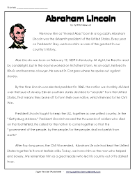 worksheets abraham lincoln pictures to pin on pinterest pinsdaddy