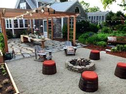 Outdoor Patio Firepit Backyard Patios With Pits Backyard Patio Ideas With Pit