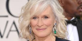 what hairstyle suits a 70 year old woman with glasses gorgeous celebrities over 60 are proof women don t necessarily