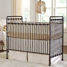 Timber Creek Convertible Crib by Willa Crib Bronze Is Classic And Timeless Metal Crib In A Lovely