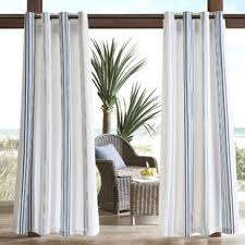 Outdoor Privacy Curtains Outdoor Privacy Curtains Wayfair