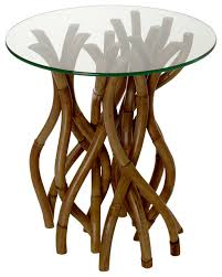 Wicker Accent Table Amazing Rattan Accent Table Palmetto All Weather Wicker Accent