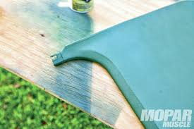 how to paint your interior parts inside highlights mopar