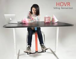 can u0027t stand a standing desk the new hovr might get you moving