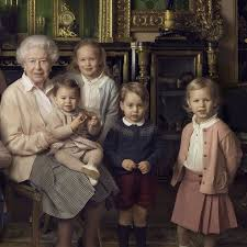 royal family portraits for s 90th birthday