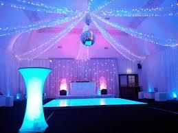 fabric fairy light canopy more weddings
