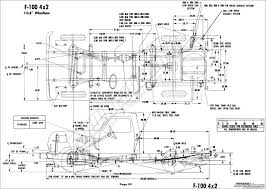 Ford F150 Truck Length - 1976 ford body builder u0027s layout book fordification net