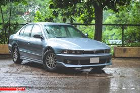 mitsubishi galant modified thug in a suit the daily star