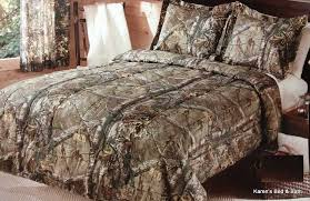camo home decor boys camouflage bedding full tree limbs leaves realtree sets unique