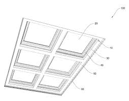 What Is A Coffered Ceiling by Patent Us20140075881 Custom Coffered Surface Layout Fabrication