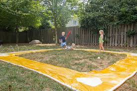 Backyard Slip N Slide Morrison Miracles Slip U0027n Slide