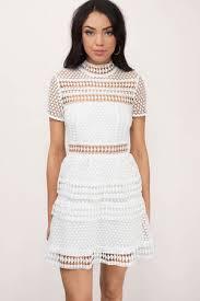 white dress trendy white day dress sleeve dress day dress 41