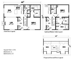 cape cod floor plans modular homes cape cod floor plans with bat home deco plans