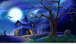 backgrounds with happy halloween