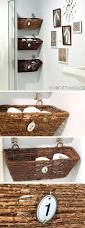 Ikea Bathroom Hacks Diy Home Improvement Projects For by Best 25 Basket Bathroom Storage Ideas On Pinterest Organization