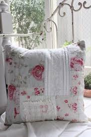 Shabby Chic Pillow Shams by What A Lovely Collection Of Pillow Shams Love The Lace Scattered