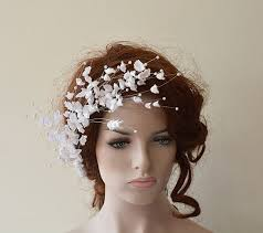 hair pieces for wedding wedding flower hair combs wedding hair accessories bridal hair