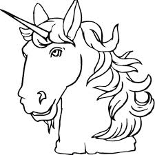 cute unicorn coloring pages getcoloringpages com