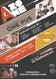 Legend Coffee Malang event malang on garage sale by local brand malang at