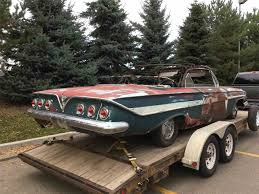Craigslist Port Angeles Cars 1961 Chevrolet Impala For Sale On Classiccars Com 30 Available