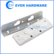 Bed Frame Bolts Rail Bolts No Mortise Rail Hardware Bed Frame Fasteners Home Depot