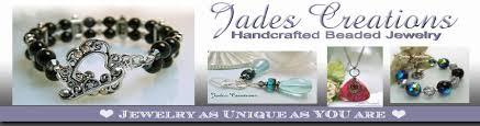 Costume Jewelry Unique Beaded Design Jades Creations Handcrafted Beaded Jewelry Unique Designs In