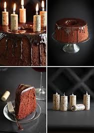wine chocolate chocolate wine chiffon cake sprinkle bakes