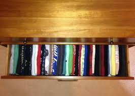 organizing shirts in closet spring cleaning your dresser drawers is easy when you file your t