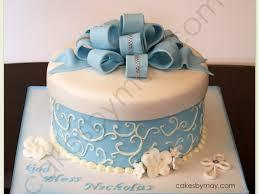 boy baptism cake cakecentral com